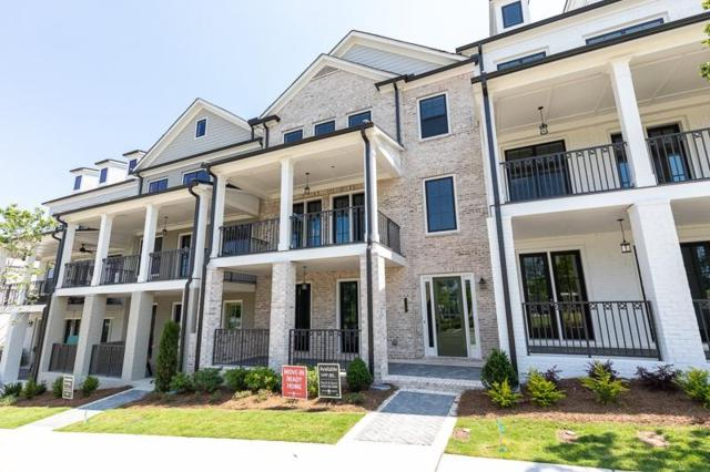 115 Harlow Circle #195, Roswell, GA 30076 (MLS #6555604) :: North Atlanta Home Team
