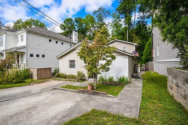 1066 Mendell Circle NE, Brookhaven, GA 30319 (MLS #6555657) :: North Atlanta Home Team