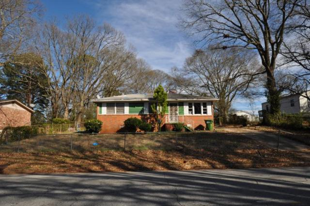 1874 Turner Road, Atlanta, GA 30315 (MLS #6555695) :: The Zac Team @ RE/MAX Metro Atlanta