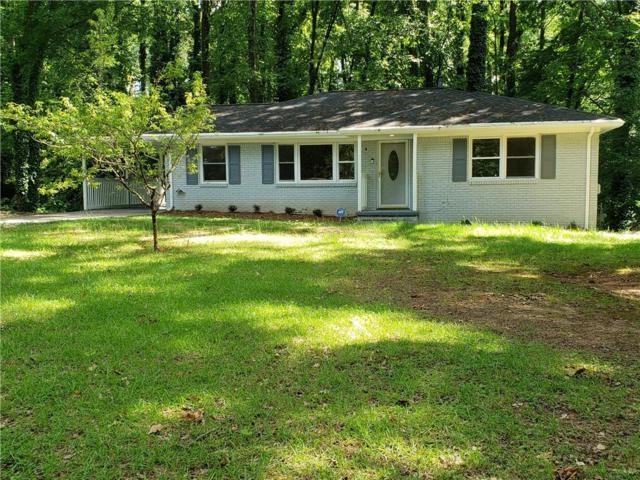 2371 Timber Ridge Court, Decatur, GA 30032 (MLS #6555783) :: North Atlanta Home Team