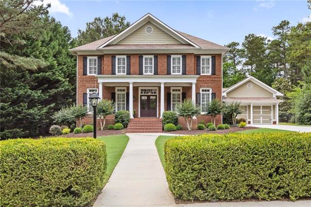 135 Meeting House Road, Fayetteville, GA 30215 (MLS #6556047) :: North Atlanta Home Team