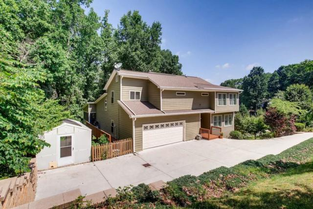 210 Fall Creek Trace, Roswell, GA 30076 (MLS #6556085) :: Kennesaw Life Real Estate