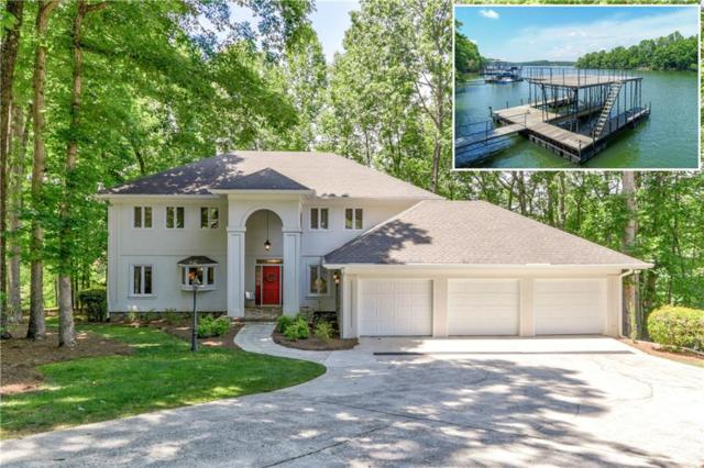 3188 Deep Water Drive, Gainesville, GA 30506 (MLS #6556135) :: North Atlanta Home Team
