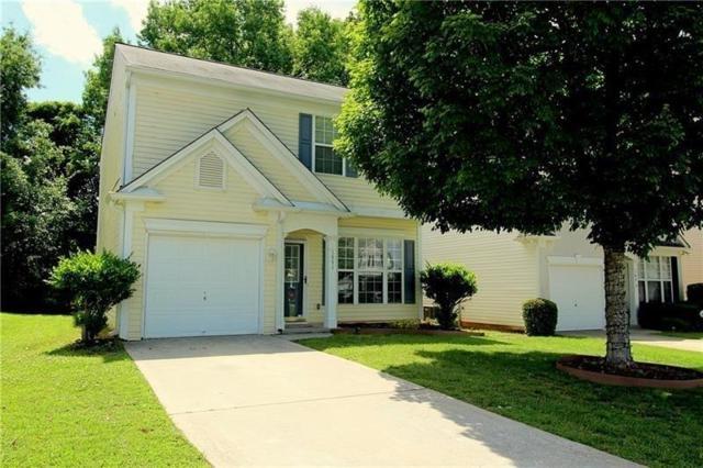 1671 Heyford Circle NW, Kennesaw, GA 30152 (MLS #6556471) :: Path & Post Real Estate