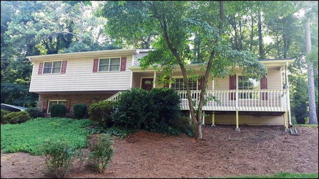 1739 Rhett Butler Drive SW, Lilburn, GA 30047 (MLS #6556562) :: KELLY+CO