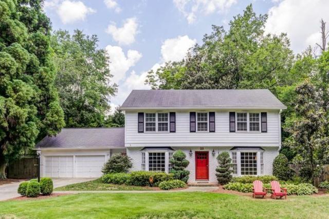 832 Stovall Boulevard NE, Atlanta, GA 30324 (MLS #6556630) :: Iconic Living Real Estate Professionals