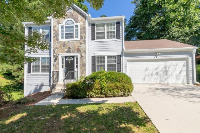 165 Preston Oaks Drive, Alpharetta, GA 30022 (MLS #6556951) :: The Realty Queen Team