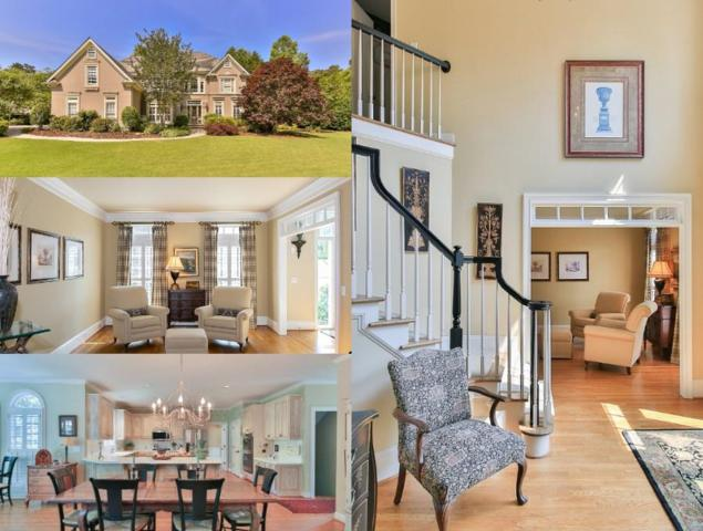 605 Falls Lake Drive, Johns Creek, GA 30022 (MLS #6557507) :: KELLY+CO