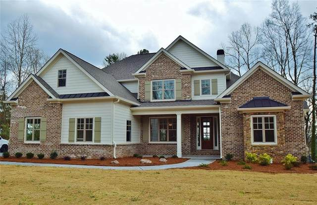 187 Club Drive, Gainesville, GA 30506 (MLS #6557509) :: North Atlanta Home Team