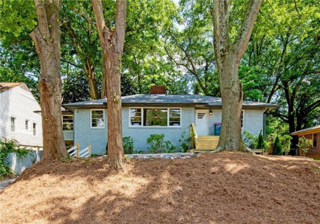 1150 Martin Luther King Jr Drive SW, Atlanta, GA 30314 (MLS #6557617) :: RE/MAX Paramount Properties