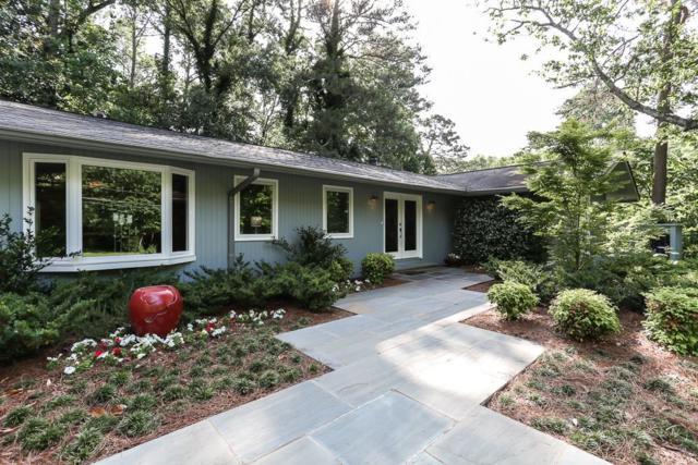 665 Edgewater Trail, Sandy Springs, GA 30328 (MLS #6557687) :: Buy Sell Live Atlanta