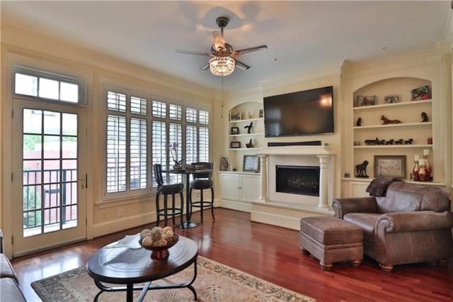 77 Peachtree Place NE #417, Atlanta, GA 30309 (MLS #6558431) :: Charlie Ballard Real Estate