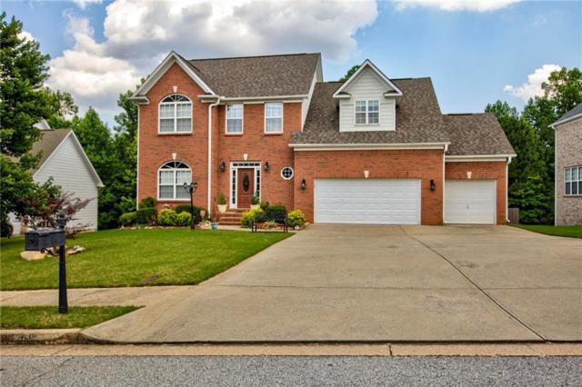 126 Gainsborough Way, Lawrenceville, GA 30044 (MLS #6558799) :: North Atlanta Home Team