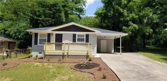 2796 3rd Avenue SW, Atlanta, GA 30315 (MLS #6559617) :: North Atlanta Home Team
