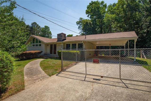 4011 Rockey Valley Drive, Conley, GA 30288 (MLS #6559711) :: North Atlanta Home Team