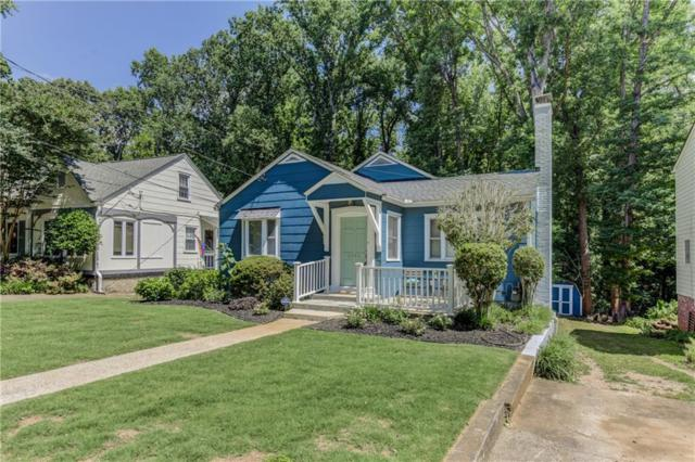 2444 W Woodland Circle, East Point, GA 30344 (MLS #6560037) :: North Atlanta Home Team