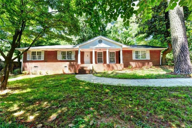 283 Linda Drive, Tucker, GA 30084 (MLS #6560485) :: North Atlanta Home Team