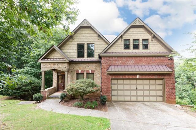 580 Kings Peak Drive, Alpharetta, GA 30022 (MLS #6560975) :: Iconic Living Real Estate Professionals