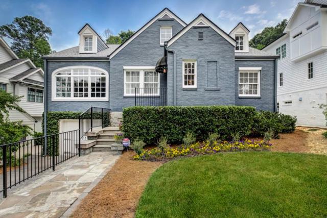 709 E Paces Ferry Road NE, Atlanta, GA 30305 (MLS #6561332) :: Path & Post Real Estate