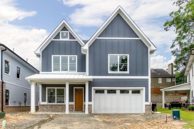 5998 Kenn Manor Way, Norcross, GA 30071 (MLS #6561524) :: Rock River Realty