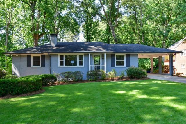 2141 Azalea Circle, Decatur, GA 30033 (MLS #6561801) :: North Atlanta Home Team