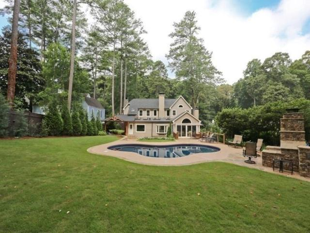 3889 Wieuca Terrace NE, Atlanta, GA 30342 (MLS #6561894) :: RE/MAX Prestige