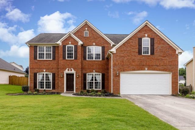 1417 Oak Bend Way, Lawrenceville, GA 30045 (MLS #6562154) :: North Atlanta Home Team