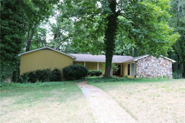 4041 Summit Drive, Marietta, GA 30068 (MLS #6562230) :: The Heyl Group at Keller Williams