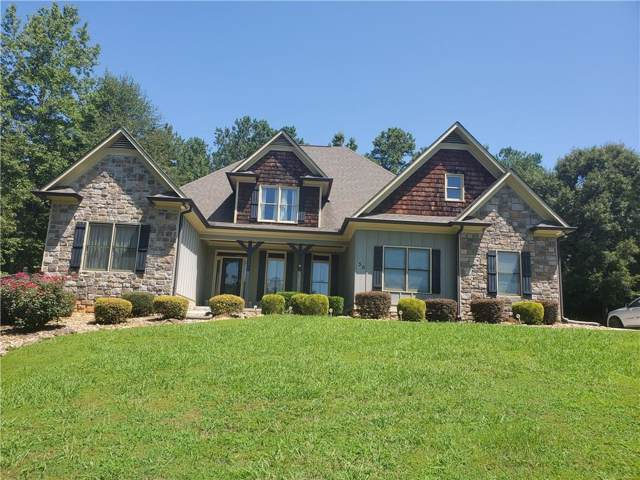 30 Spring Lake Trail, White, GA 30184 (MLS #6562401) :: North Atlanta Home Team