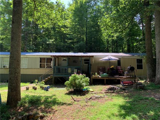 31 Church Hill Road, Dahlonega, GA 30533 (MLS #6562943) :: The Heyl Group at Keller Williams