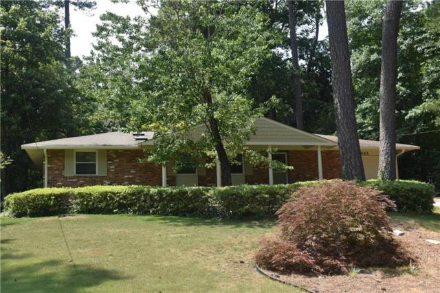 3661 Woodstream Circle NE, Brookhaven, GA 30319 (MLS #6563602) :: The Zac Team @ RE/MAX Metro Atlanta