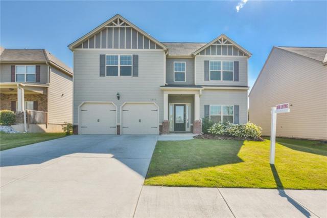 1410 Long Acre Drive, Loganville, GA 30052 (MLS #6564060) :: North Atlanta Home Team
