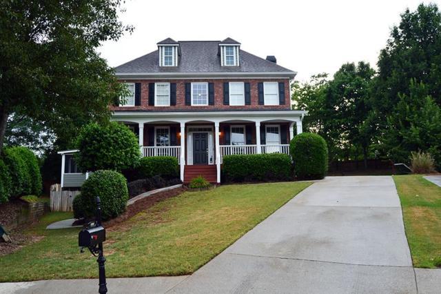 1305 Highland Lake Drive, Lawrenceville, GA 30045 (MLS #6564137) :: Rock River Realty