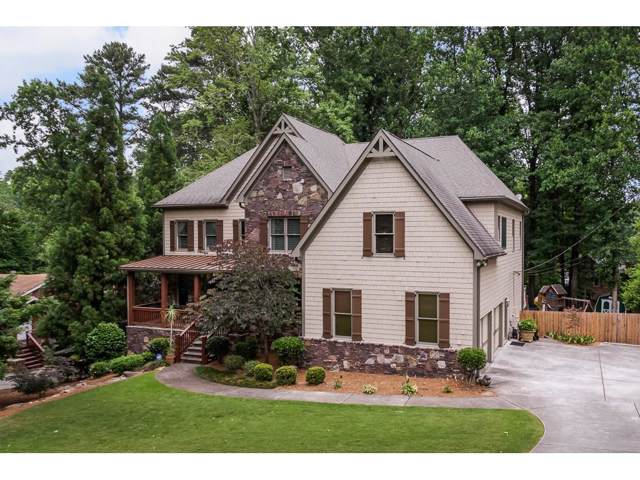 2311 Honeysuckle Lane SE, Smyrna, GA 30080 (MLS #6564488) :: North Atlanta Home Team