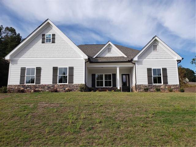 84 Glen Pine Trail, Dawsonville, GA 30534 (MLS #6565354) :: The Heyl Group at Keller Williams