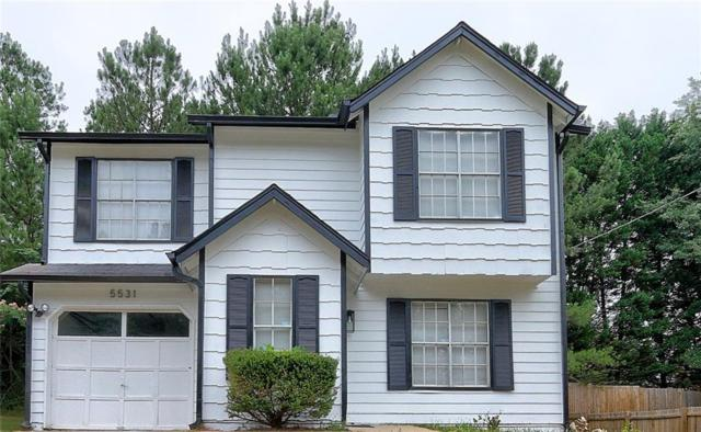 5531 Downs Way, Lithonia, GA 30058 (MLS #6565445) :: The Heyl Group at Keller Williams