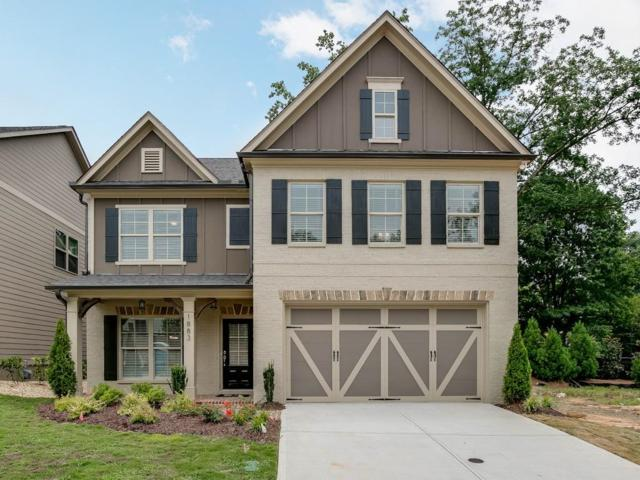 1883 Weston Lane, Tucker, GA 30084 (MLS #6566281) :: Charlie Ballard Real Estate