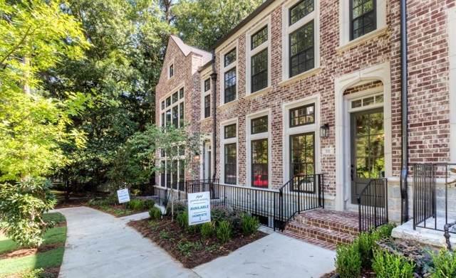 222 Devin Place NE #2, Atlanta, GA 30305 (MLS #6566297) :: The Heyl Group at Keller Williams