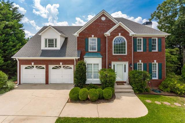 1150 Hunters Ridge, Jasper, GA 30143 (MLS #6566477) :: North Atlanta Home Team