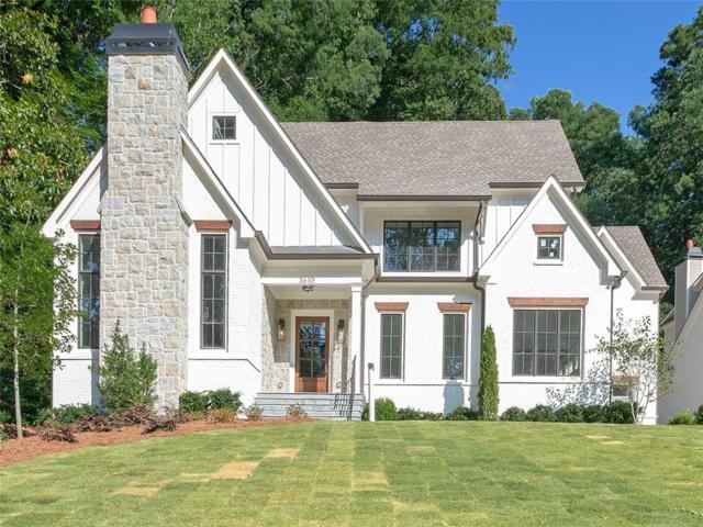 3610 Old Ivy Lane NE, Atlanta, GA 30342 (MLS #6566522) :: Rock River Realty
