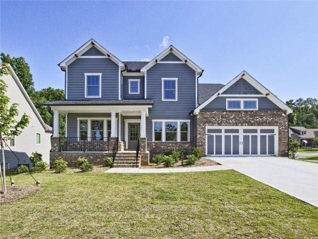 47 Bridgewater Court, Dawsonville, GA 30534 (MLS #6567306) :: North Atlanta Home Team