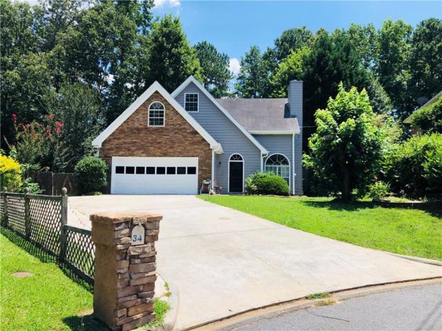 34 Oxford Brook Way, Lawrenceville, GA 30046 (MLS #6567799) :: North Atlanta Home Team