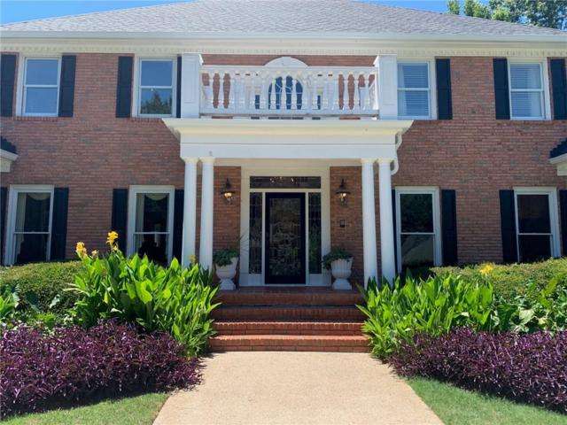 850 Brooksglen Drive, Roswell, GA 30075 (MLS #6568357) :: Rock River Realty
