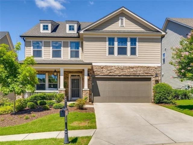 712 Hedge Brook Drive, Woodstock, GA 30188 (MLS #6568698) :: The Heyl Group at Keller Williams