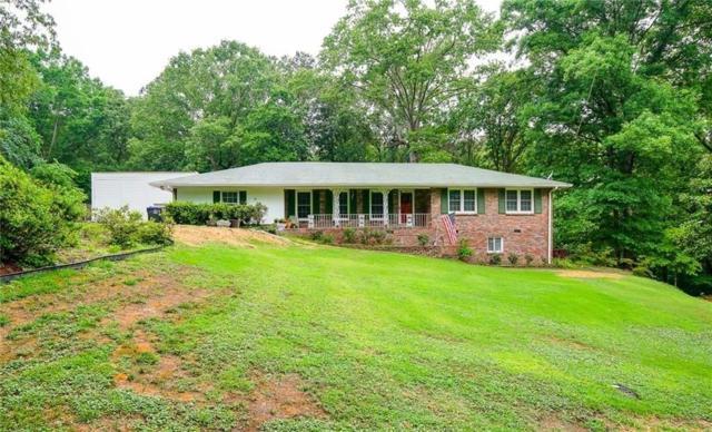 131 Ridgeway Road, Canton, GA 30114 (MLS #6568705) :: Dillard and Company Realty Group