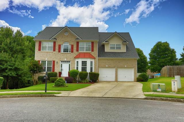 826 Roxwood Park Court, Buford, GA 30518 (MLS #6569034) :: The Heyl Group at Keller Williams