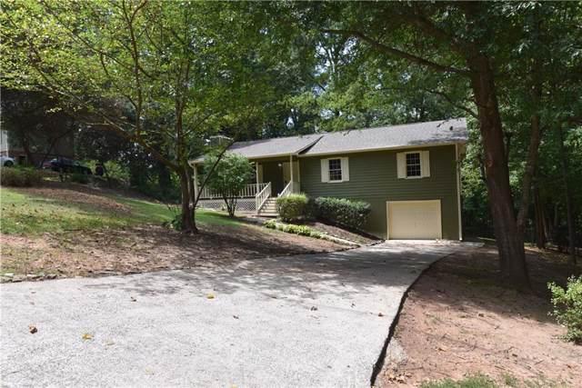 307 Carmon Drive, Canton, GA 30115 (MLS #6569499) :: RE/MAX Paramount Properties