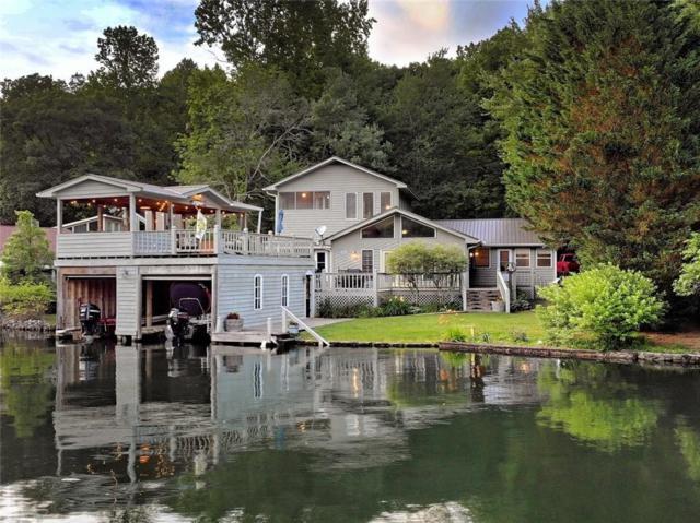 74 Landing Lane, Clayton, GA 30525 (MLS #6569683) :: Kennesaw Life Real Estate