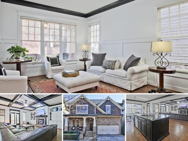 4535 Gateway Court SE, Smyrna, GA 30080 (MLS #6569692) :: RE/MAX Paramount Properties