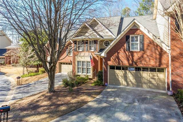 7155 Roswell Road #50, Sandy Springs, GA 30328 (MLS #6570297) :: RE/MAX Prestige